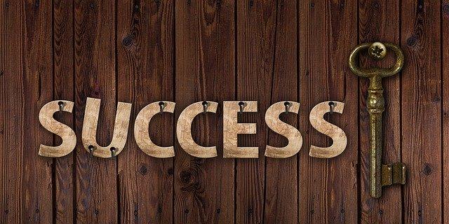 les 3 clés du succès