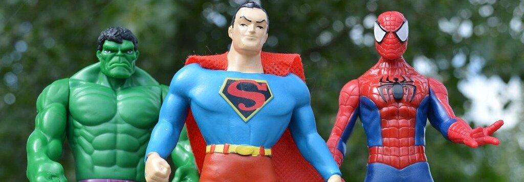 Je suis un manager de super-héros !